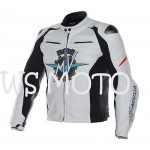 2016 MV AGUSTA  LEATHER MOTORCYCLE MOTOGP LEATHER JACKET 100% COWHIDE LEATHER