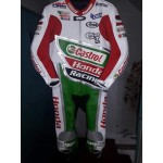 CASTROL HONDA RACING MOTORBIKE MOTORCYCLE RACING MOTOGP LEATHER SUIT
