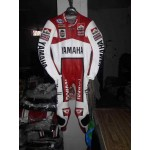 NEW YAMAHA NR MOTORBIKE ARMOUR PROTECTION RACING 1and 2 PIECES LEATHER SUIT