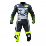 Valentino Rossi VR46 Motorbike Racing Leather Suit valentino rossi terbaru