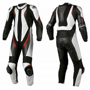 MOTORBIKE/MOTORCYCLE CUSTOM COWHIDE LEATHER SUIT RACING SUIT MOTOGP