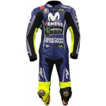 Yamaha Movistar Motorcycle Leather Riding Suit-Motorbike Racing suit MotoGP