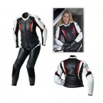 Motorcycle aprilia Leather Riding Suit-Motorbike Racing suit MotoGP