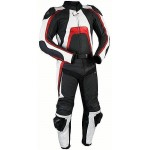 SYDNEY MOTORCYCLE LEATHER SUIT MOTORBIKE RACING MEN BIKER SUIT JACKET TROUSER