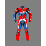 2021 Custom Motorbike suits ALVARO BAUTISTA HONDA CBR SUIT Leather Motorbike Suit