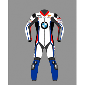 2021 Custom Motorbike suits EUGENE LAVERTY BMW MOTORRAD RACE SUIT WSBK