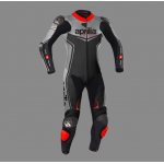 Aprilia racing Max italia motorcycle leather biker suit 2021