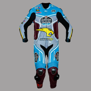 Honda Jack Miller Estrella Galicia 2017 Motorbike MotoGp Leather Racing suit