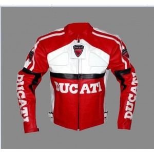 Ducati riding  Leather jacket   2021