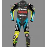 Valentino Rossi Petronas SRT Yamaha  2021 Leather Racing Suit