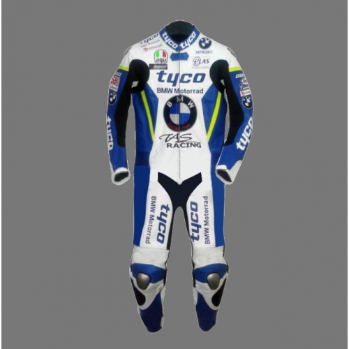 Tyco BMW Motorrad TAS-Racing Team Leather Racing Suit