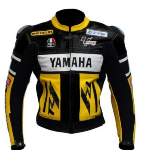 2021 Mens Yamaha Cowhide yamaha motorcycle jacket