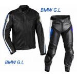 BMW MOTORBIKE LEATHER RIDING SUIT / BMW MOTORCYCLE LEATHER JACKET TROUSER