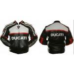 Men's Motorbike  Ducati Leather jacket for motorcycle race ride