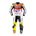 HONDA RESPOL Motorbike Motorcycle Racing Premium Leather Cowhide Armoured Suit