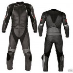 MENS SPORTS MOTORBIKE 2PC LEATHER SUIT RACING BIKER SUIT CE ARMOURED ALL SIZES