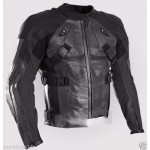DEADPOOL MOTORBIKE LEATHER JACKET MOTORCYCLE SPORTS BIKERS LEATHER JACKET