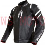 Richa Rebel Motorcycle Motorbike Sports Racing Leather Jacket NEW