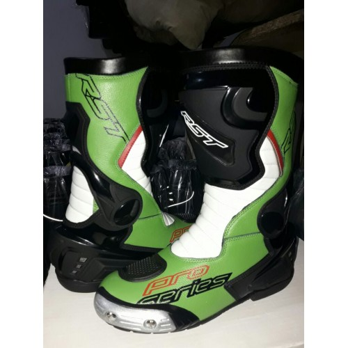 RST MOTORBIKE/MOTOGP/MOTORCYCLE LEATHER RACING BOOTS