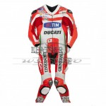 Andrea Iannone Ducati corse motorbike, motorcycle motogp racing leather suit