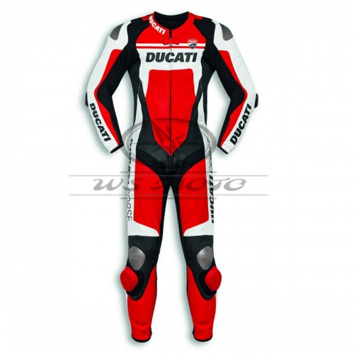 Andrea Iannone 2019 Ducati corse motorbike, motorcycle motogp racing leather suit