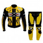 YAMAHA-R1-xXx-Motorcycle Race Track Leather Suit-Cycle MotoGp-ALL Sizes